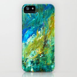 Sea View iPhone Case