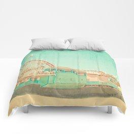 Santa Cruz Boardwalk Comforters