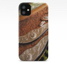 Saddle up iPhone Case