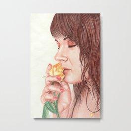 Sweet Perfume Metal Print