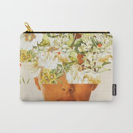 SuperFlowerHead Carry-All Pouch