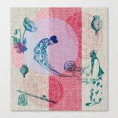 Opium Dreaming Canvas Print