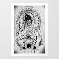 Hearts Alive  Art Print