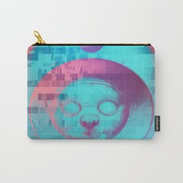 Kitty Of The Rising Sun Carry-All Pouch