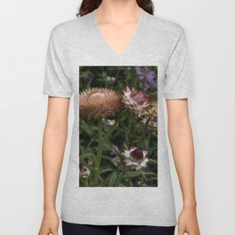 Color Therapy with Nature Unisex V-Neck