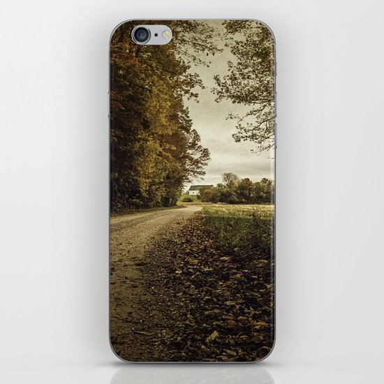 in the distance iPhone & iPod Skin