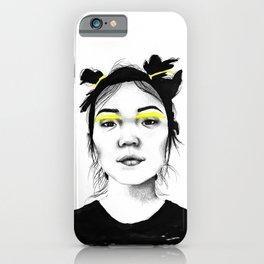 Xiao Wen Ju iPhone Case
