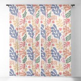 HM Pattern #3 Sheer Curtain