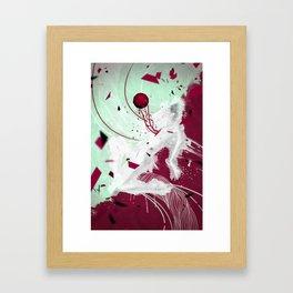 Heartbreak Hotel Framed Art Print