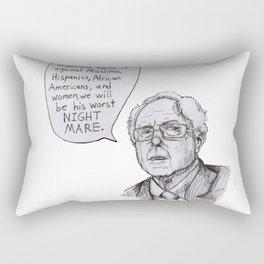 Feelin the Bern Rectangular Pillow