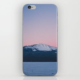 Winter Sunrise  iPhone Skin