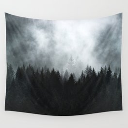 PNW Forest Mountain Adventure - 110/365 Wall Tapestry