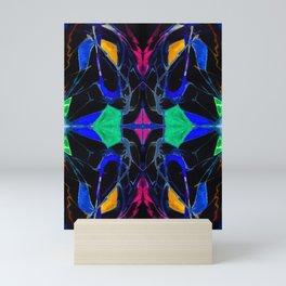 四 (Sì) Mini Art Print