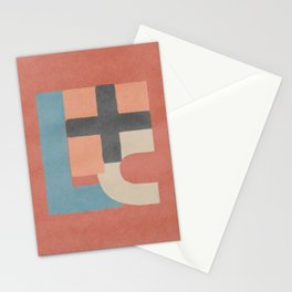 Mathematical simplicity Stationery Cards