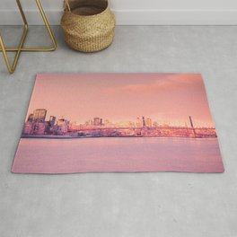Sunsets Like These - New York City Rug