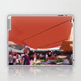 At a market in Taipei Laptop & iPad Skin