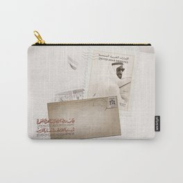 The Message, Gallery One Carry-All Pouch