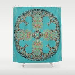 Persian design Shower Curtain