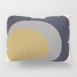 Inverted Circles Pillow Sham