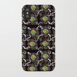 Wind 07 iPhone Case