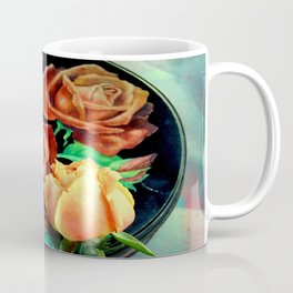 A Tin Type Coffee Mug