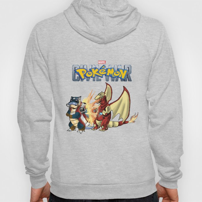 Pokémon: Civil War Hoody