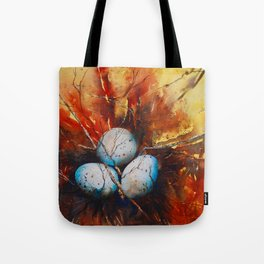 Nested Tote Bag