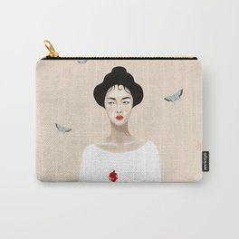 Madame B. Carry-All Pouch