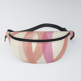 Valentine #1 - Abstract Art Print Fanny Pack