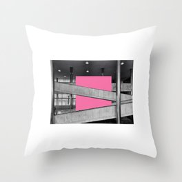 Intervention II Throw Pillow