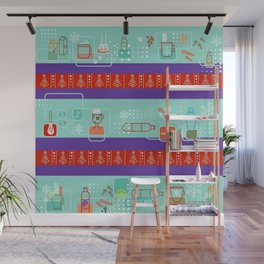 Seasonal Libations Wall Mural
