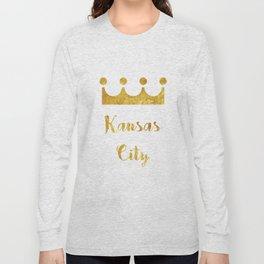 Stay Golden | Kansas City Long Sleeve T-shirt