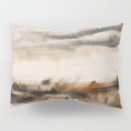 Steppe landscape Pillow Sham