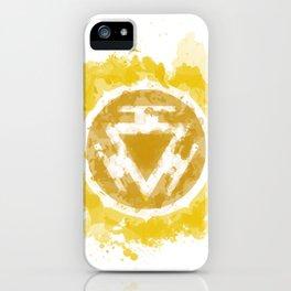 Manipura iPhone Case