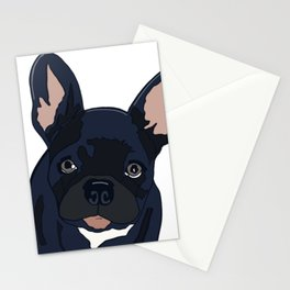 Lulu the French Bulldog Stationery Cards