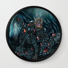 The Shoggoth Wall Clock