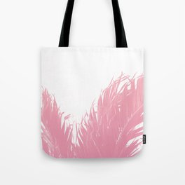 Pastel tropical fringe Tote Bag