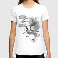 beethoven T-shirts featuring Beethoven by Wendy Ding: Illustration
