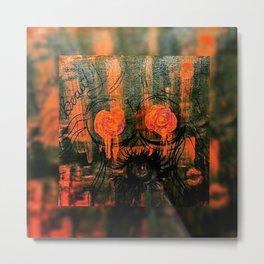 Beauty Inside  Metal Print