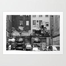 NYC, yes! Art Print