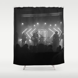 Lord Huron Shower Curtain