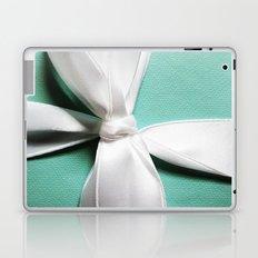 Tiff's Blue Box Laptop & iPad Skin