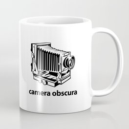 Camera Obscura   Coffee Mug