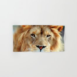 LION - Aslan Hand & Bath Towel