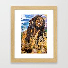 Bob/ A Star Reborn Framed Art Print