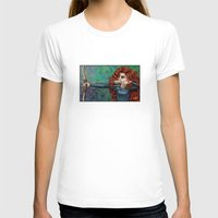 be brave T-shirts featuring Brave by Kimberly Castello