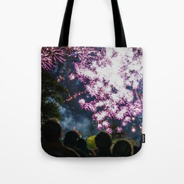 Light The Night Tote Bag