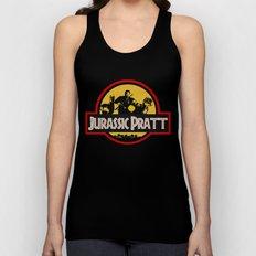 Jurassic Pratt Unisex Tank Top