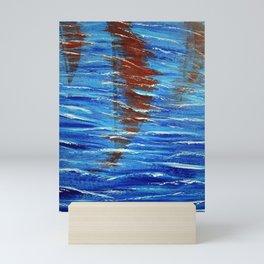 Red Sails Mini Art Print