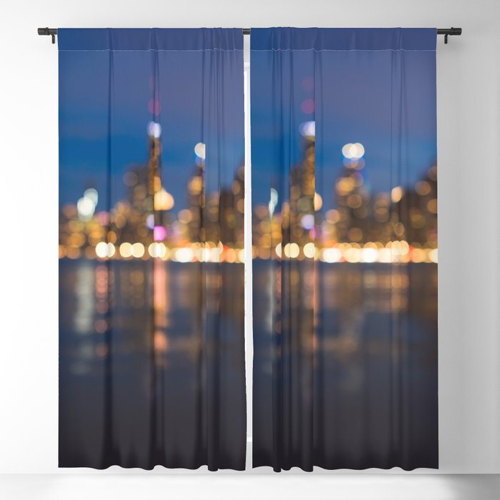 Big City Dreams Blackout Curtain By Inthisinstance Society6